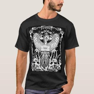 T-shirt de Firebird da senha