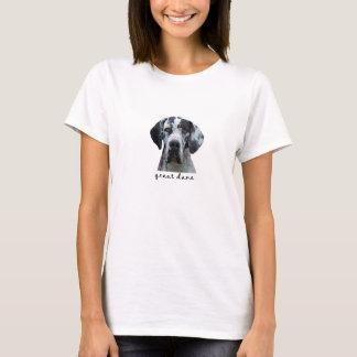 T-shirt de great dane
