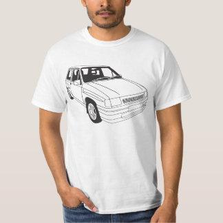 T-shirt de GSi da nova de Vauxhall