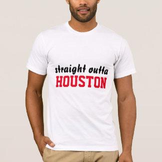 """T-SHIRT de HOUSTON reto do outta"" T-shirt"