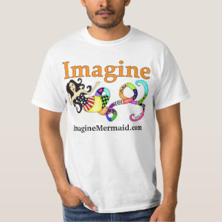 t-shirt de ImagineMermaid.com