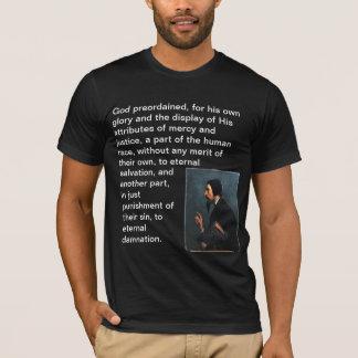T-shirt de João Calvino com citações