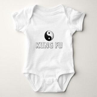 T-shirt de Kung Fu