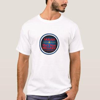 T-shirt de McCain Palin HILLARY