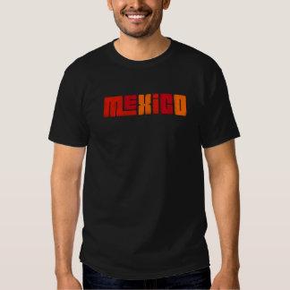 T-shirt de México
