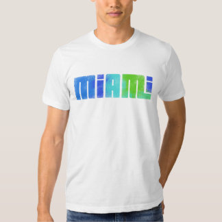 T-shirt de Miami, Florida