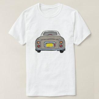 T-shirt de Nissan Figaro da névoa do topázio