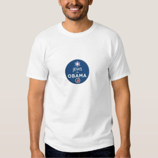 T-shirt de OBAMA dos JUDEUS