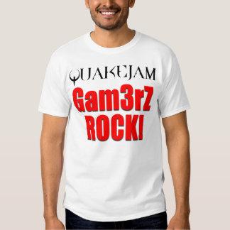 T-shirt de QuakeJam