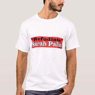 T-shirt de Refudiate