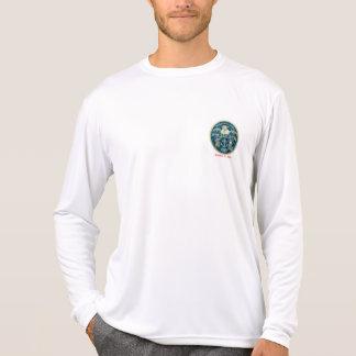 T-shirt de Shellback do Europa