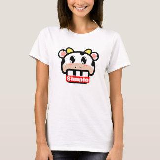 T-shirt de Vita da vaca