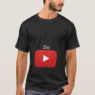 T-shirt de Zio401 YouTube