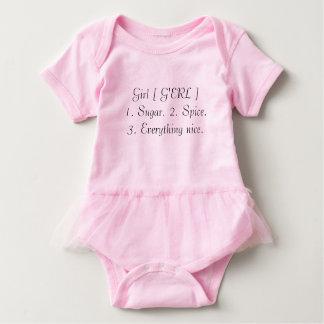T-shirt Definição de uma menina