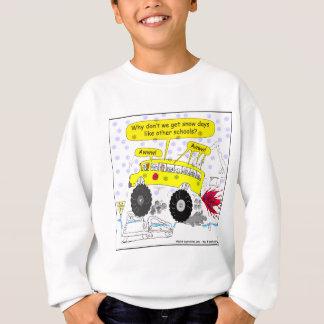 T-shirt Desenhos animados do auto escolar de 686 monstro