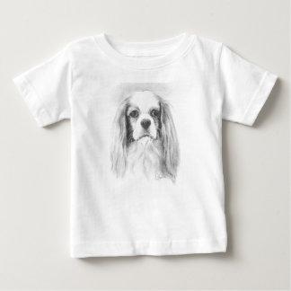 T-shirt desi-charcoalportrait