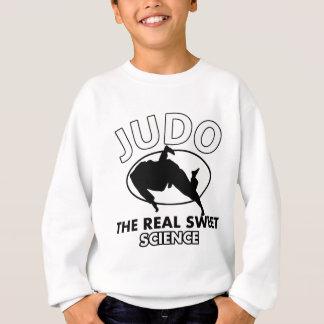 T-shirt Design das artes marciais do judo