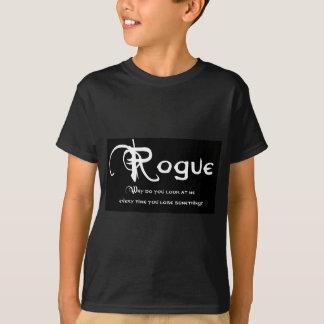 T-shirt desonesto