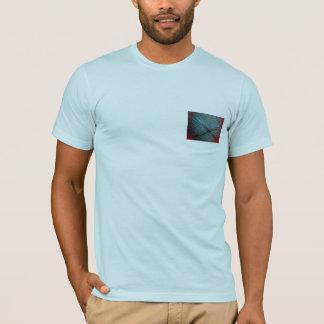 T-shirt Diários da pesca - Gaff & pá