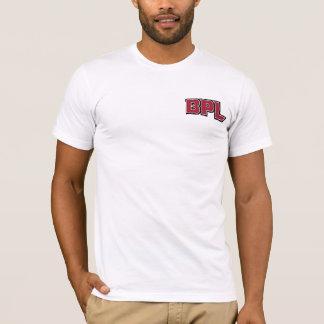 T-shirt Dias do Razorback dos BPL