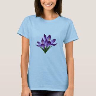 T-shirt do açafrão