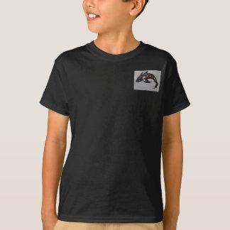 T-shirt do algodão do caçador
