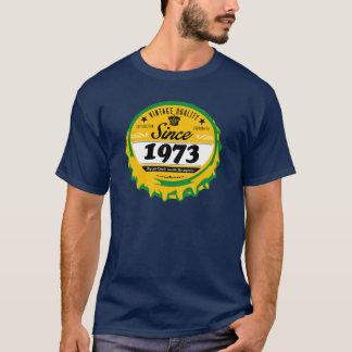 T-shirt do ano do nascimento - 1973
