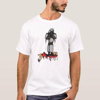 T-shirt do assassino