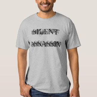 """""""T-shirt do assassino silencioso"""" Camiseta"""