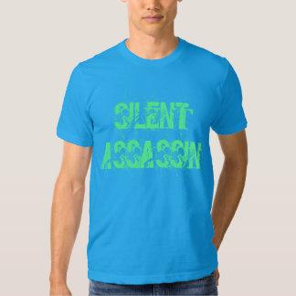 """T-shirt do assassino silencioso"" T-shirt"