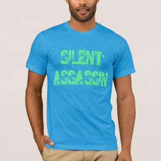 """T-shirt do assassino silencioso"" T-shirts"