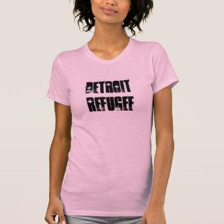 T-shirt do batedor do refugiado de Detroit