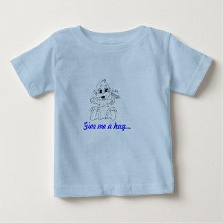 T-shirt do bebê