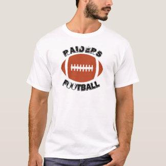T-shirt do costume do nome da equipa de futebol
