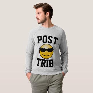 T-shirt do cristão da TRIBULAÇÃO do CARGO