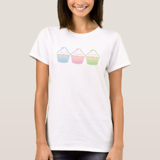T-shirt do cupcake
