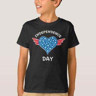 T-shirt do Dia da Independência