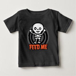 T-shirt do Dia das Bruxas: Esqueleto