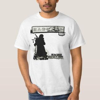 """T-shirt do EP de Don Goliath """"Bagstep"""""""