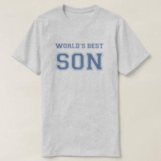 T-shirt do filho do mundo o melhor