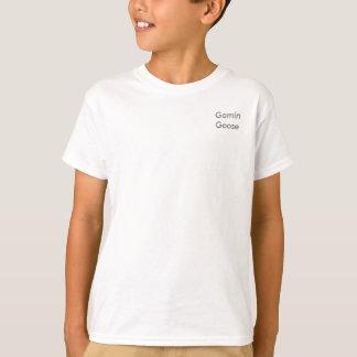 t-shirt do ganso do pato do pato [ganso do gamin]