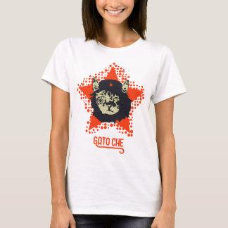 T-shirt do gato de Che Guevara