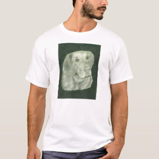 T-shirt do golden retriever
