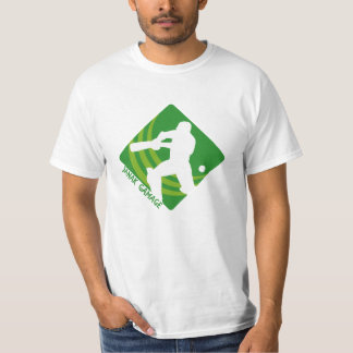 T-shirt do grilo de Janak Gamage