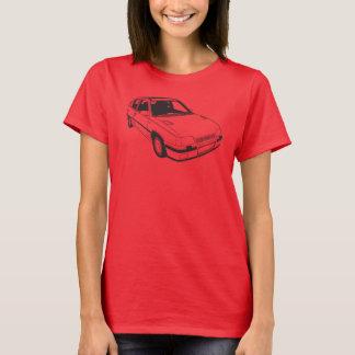 T-shirt do GTE Mk2 de Vauxhall Astra