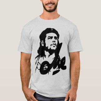 t-shirt do guevara do che
