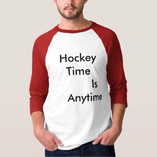 T-shirt do hóquei