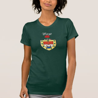 T-shirt do irlandês de Mayo