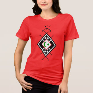 T-shirt do jérsei de Rif (mulheres)