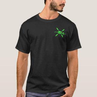 T-shirt do logotipo de Fiiishy